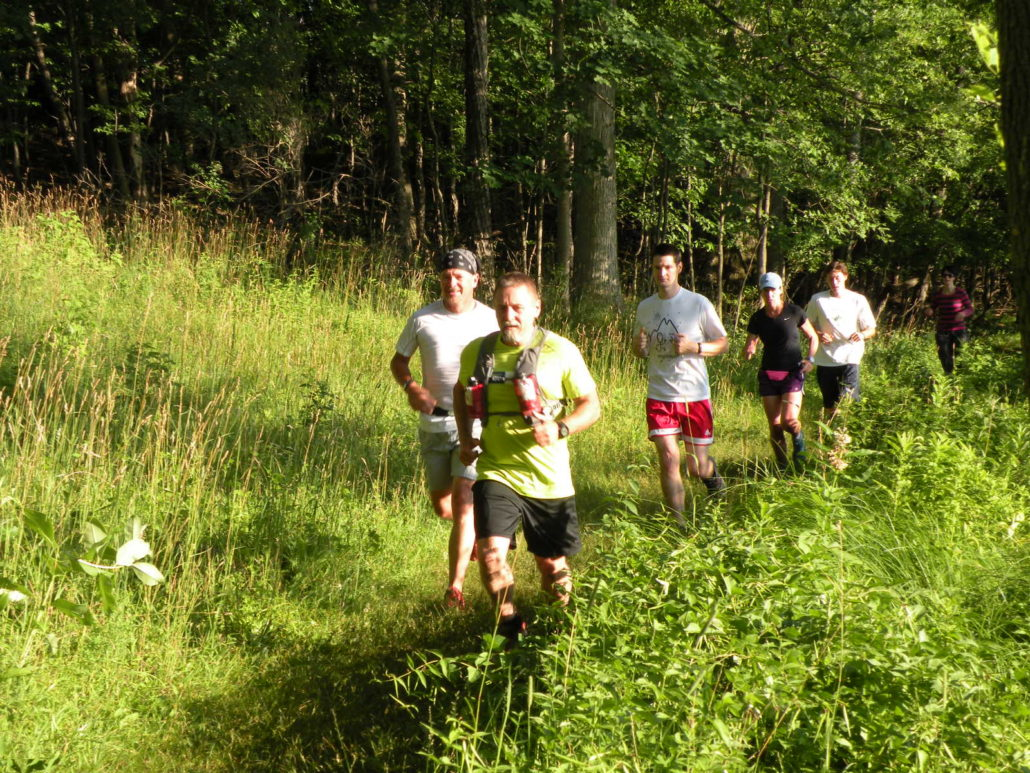 Learning The Trails - Trail Running Program - Medved Running ...