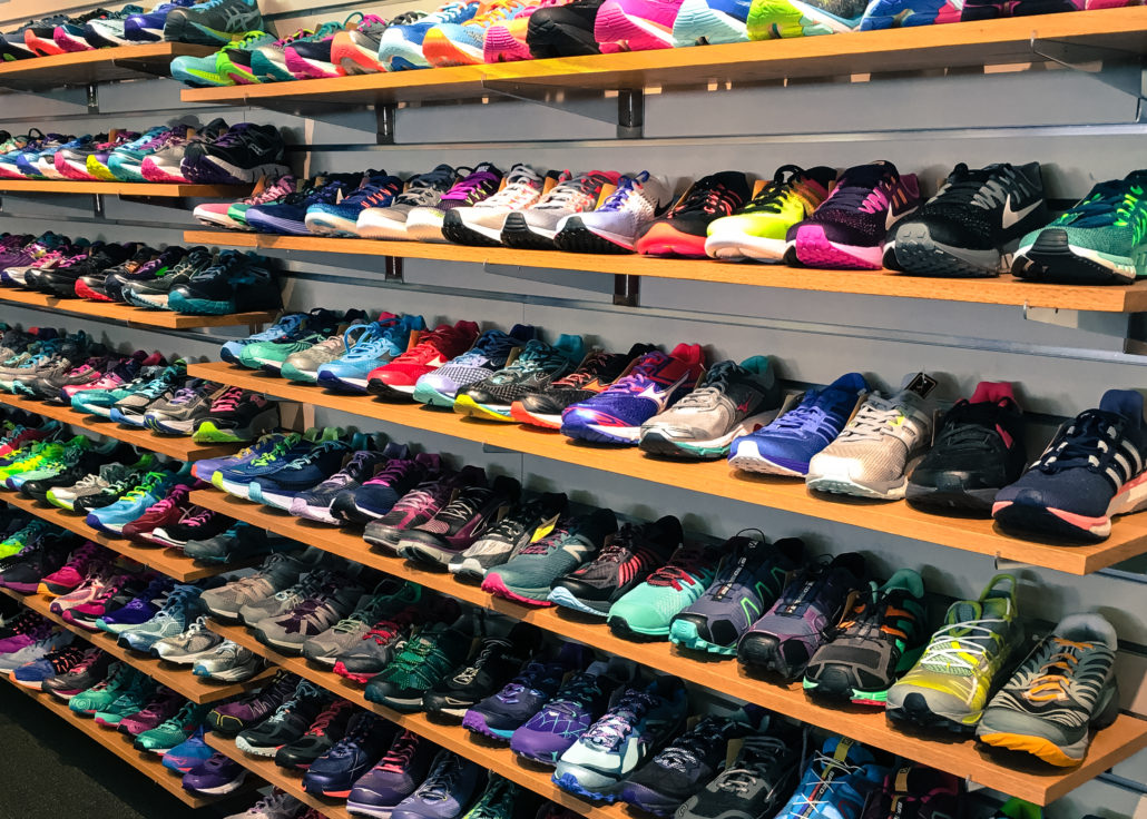 Running Shoes @ Medved Running & Walking Outfitters
