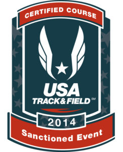 Certified Course - USA Track & Field