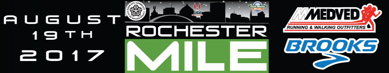 Rochester Mile - August 19th, 2017 - Medved Running & Walking Outfitters & Brooks Running