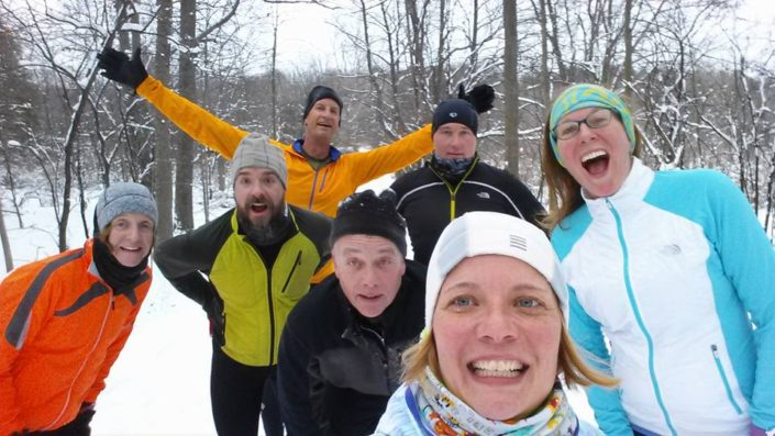 Medved Winter Racing Squad