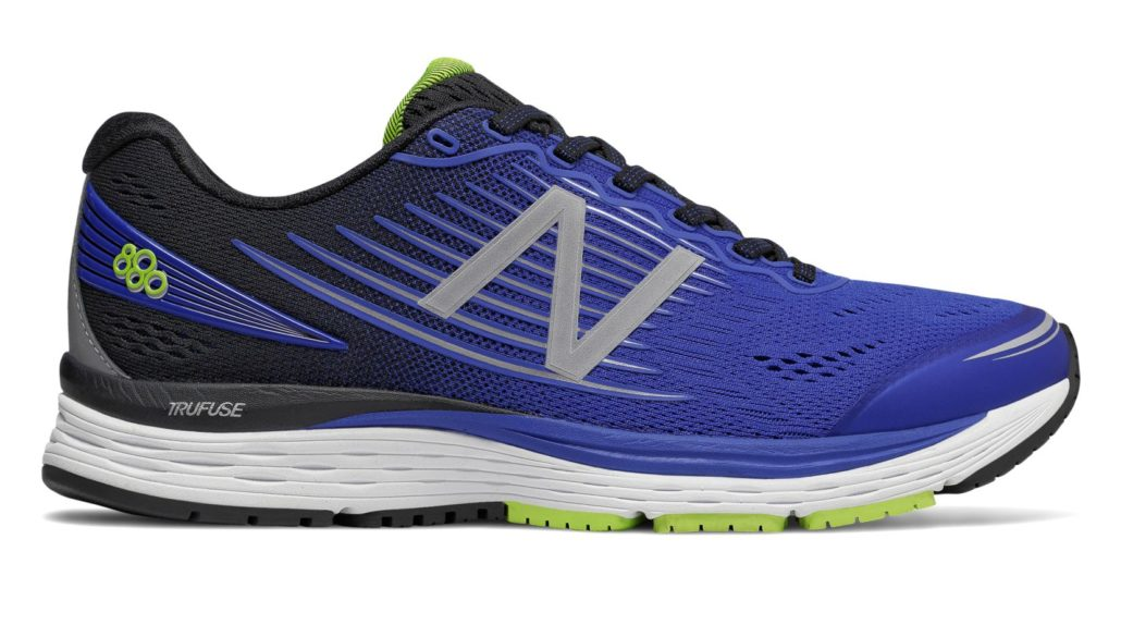 860v8 Rubber And Mesh Running Sneakers - BlueNew Balance gXKWuCEG4w