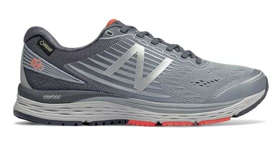 541daed52e6 ... running shoe is built with many miles in mind. The upper features  engineered mesh and no-sew overlays to deliver the ultimate in lightweight