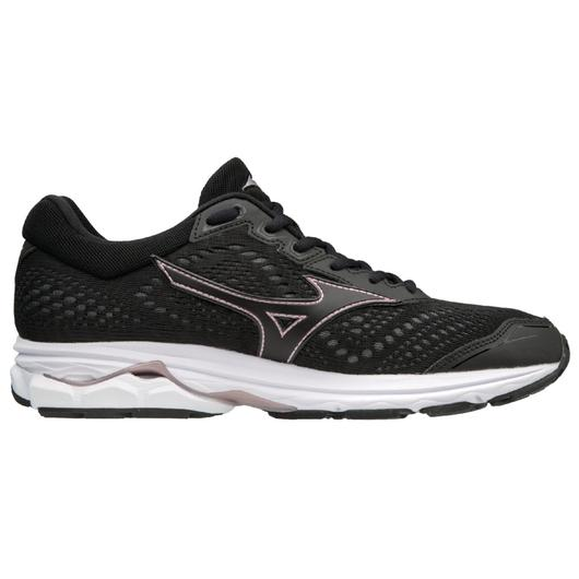 907e03e982532 The Mizuno Wave Rider 22 running shoe incorporates a 2-layered engineered  mesh upper for excellent breathability and comfort.