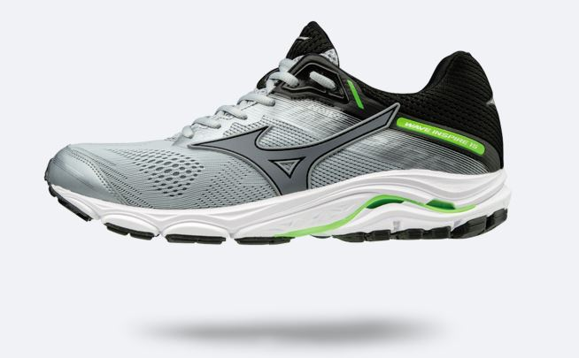2e45ef7598fc The New Mizuno Wave Inspire 15 - Medved Running & Walking Outfitters