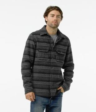 8259225a6a35 Your favorite flannel is now a jacket. With snap closure, chest pockets,  and side vents, Smartwool's Anchor Line Shirt Jacket is the perfect blend  of style, ...
