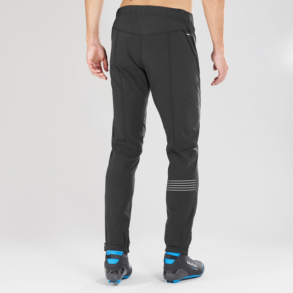 The Salomon RS Warm Softshell Pant for Men