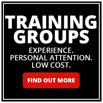 Training Programs - Experience. Personal Attention. Low Cost. Find Out More.