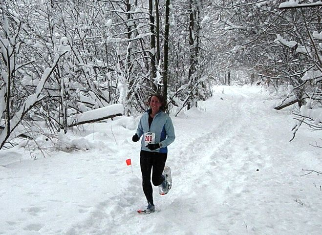 Snowshoe Running @ Medved Running & Walking Outfitters