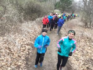 Free Black Friday Trail Run